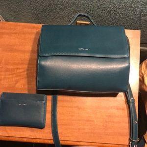 Matt and Nat Phi crossbody bag and matching wallet